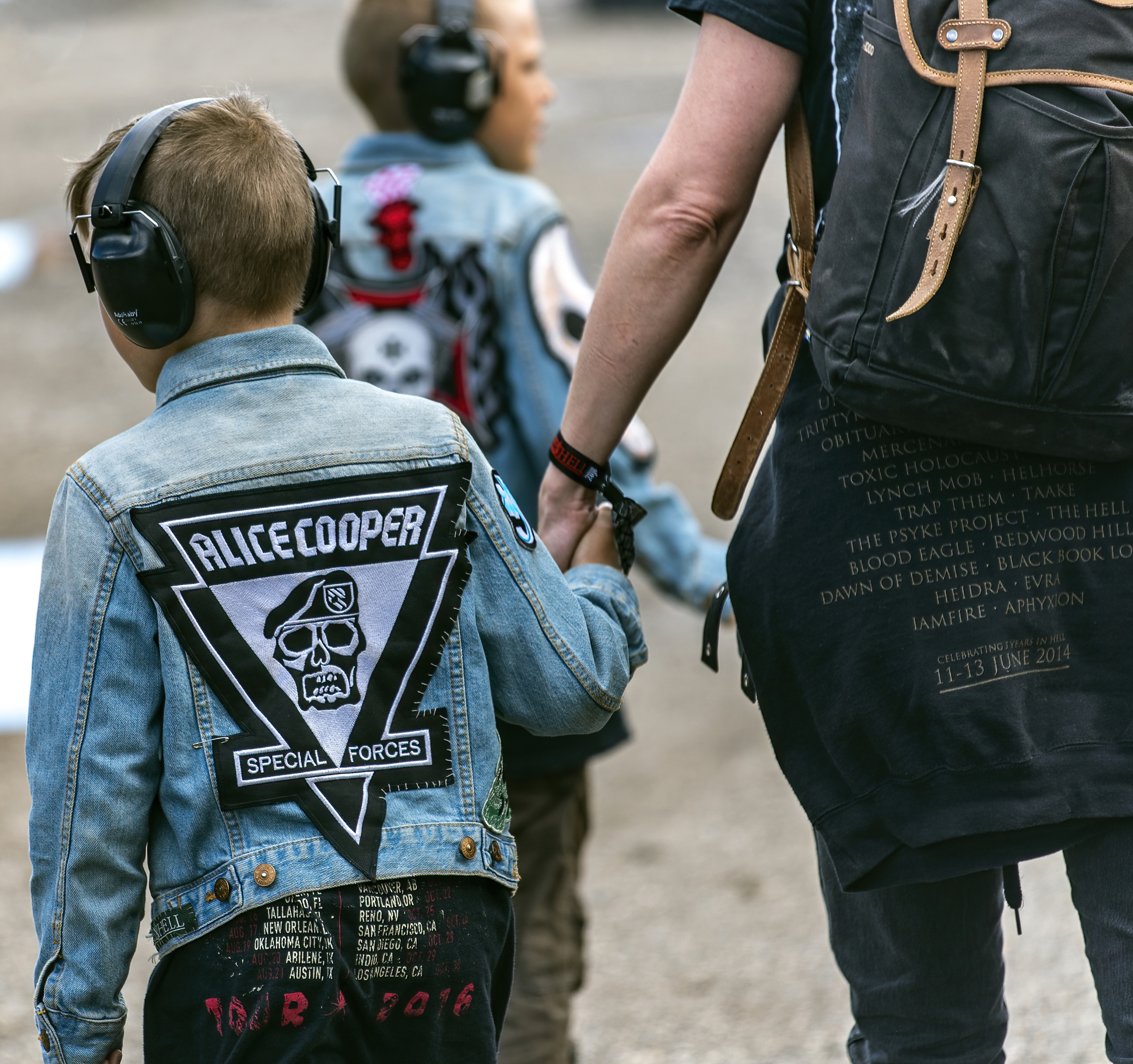 copenhell alice cooper kid battle vest topaz denoise ai-standard